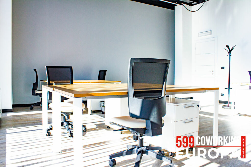 Residential furnished offices